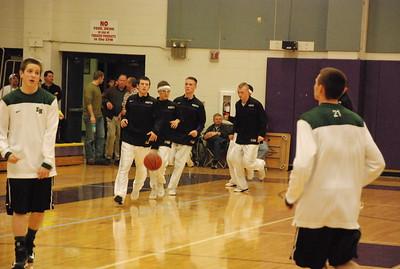 North Henderson and East Henderson Boys Varsity