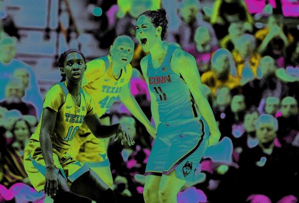 Texas UConn Basketball