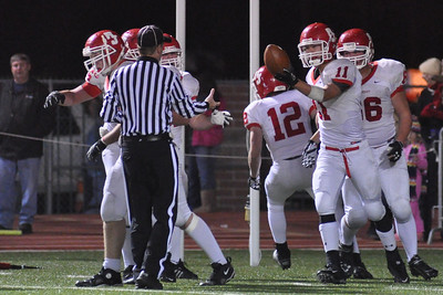 5A Quarter Finals, Regis 24 Grand Junction 21, 11/19/2010