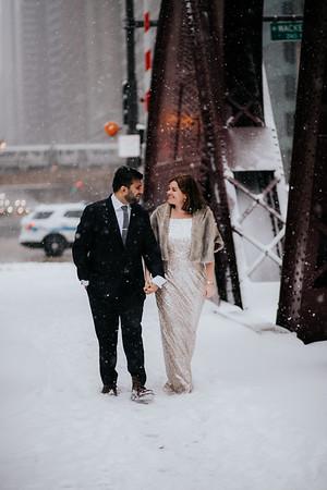 Colleen & Vaibhav