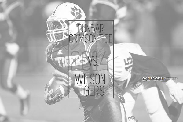 Dunbar vs. Wilson