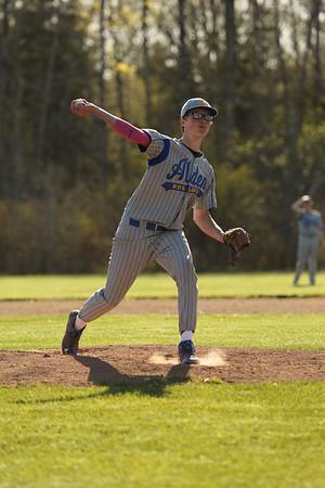 Alden Boys jv baseball 5-9-16