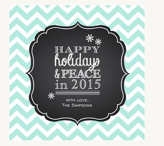 Berger Kahn Holiday Card Design Ideas 2014