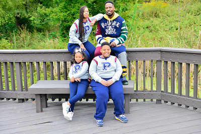 Gregory Pickett  Family Portraits