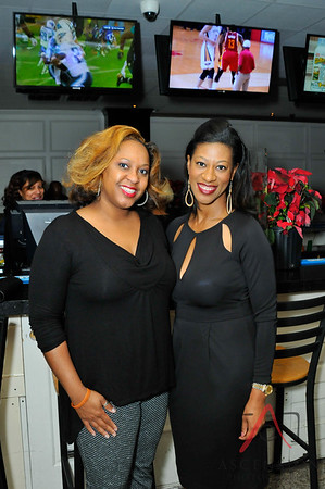 Connell & Overstreet Law Group Holiday Party @ Faces Lounge