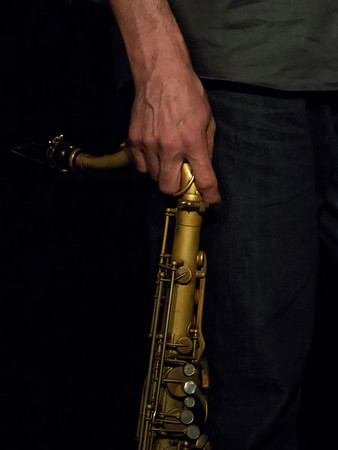Chris Cheek & Bridges Trio - Cafè del Teatre -12-05-13