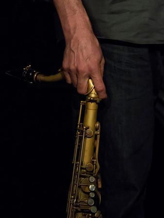 Chris Cheek & Bridges Trio - Cafè del Teatre -12-05-13