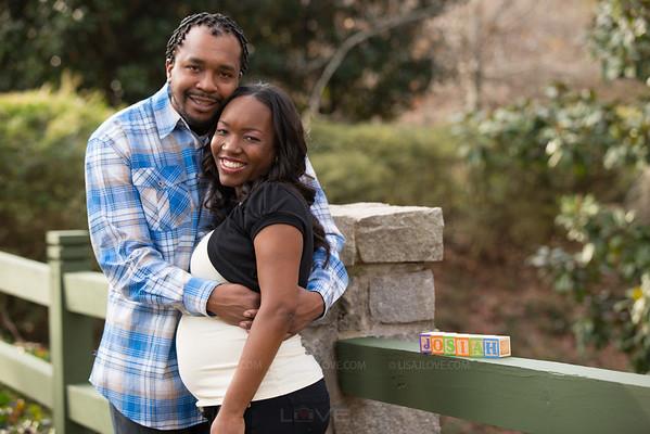 Erica & Darryl Maternity Shoot