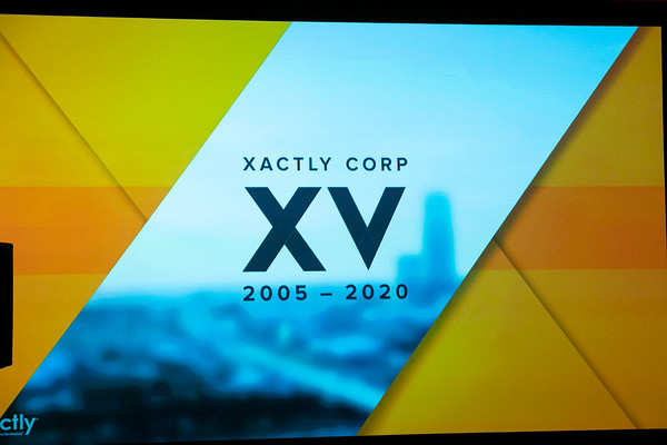 Xactly 2020 Denver Westin