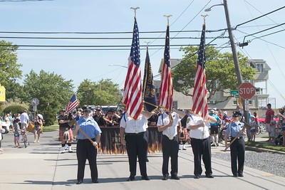 Fire Department Parades