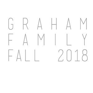 Graham Family Fall 2018