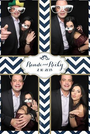 Randi & Ricky Olmsted Wedding