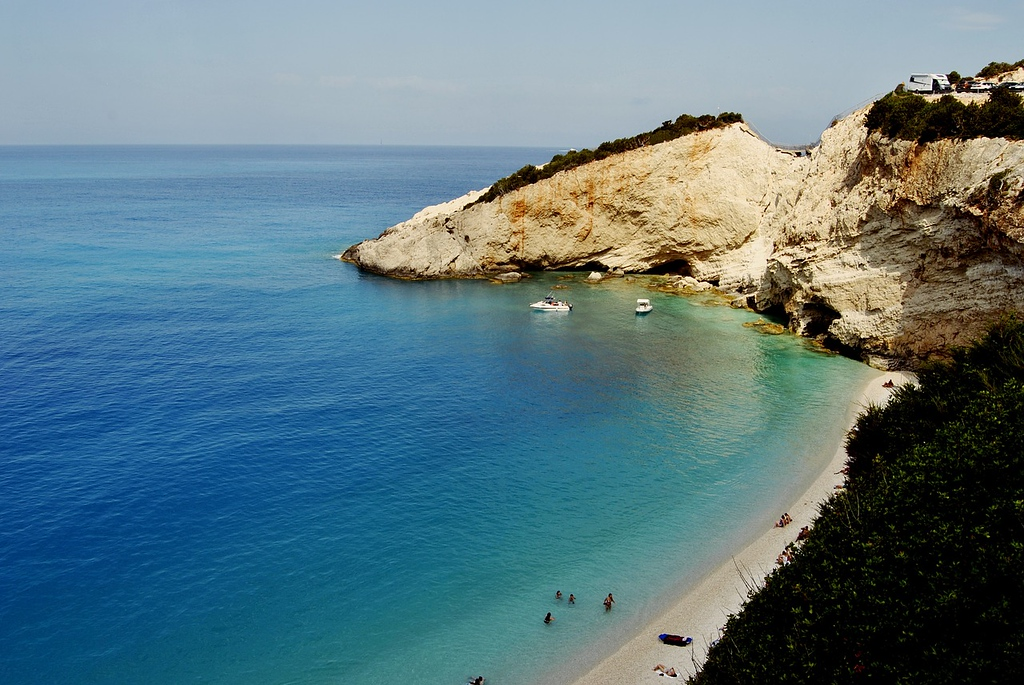 Lefkada Beaches Greece