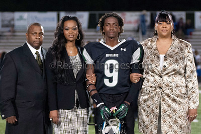 2012 KMHS Varsity Football v Campbell (10-26-12) SENIOR Night