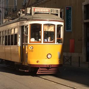 Lisbon, March 2014