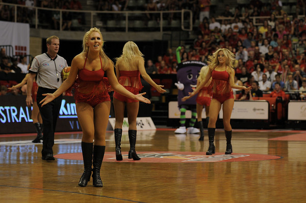 Perth Wildcats vs Crocodiles Elimination Final