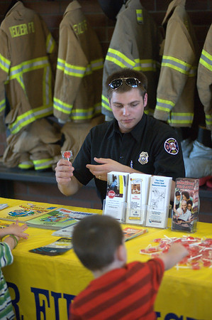 EMS Open House and Safety Fair