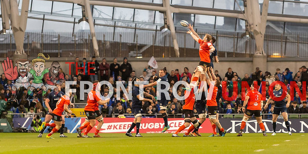 2019-03-30 Leinster 21 Ulster 18 (HCQF)