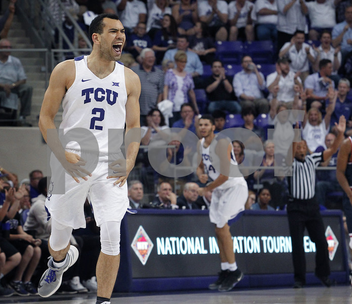 Georgia Tech and TCU set for NIT title game
