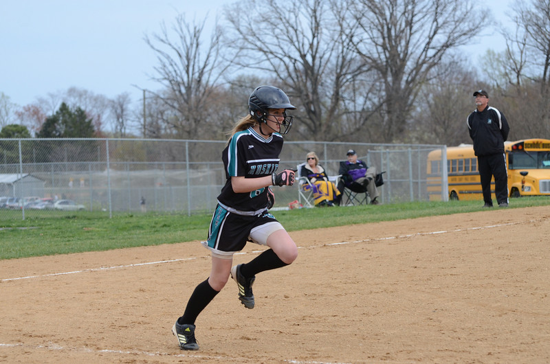 JV Softball April 15 vs Aberdeen