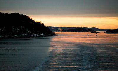 Oslo fjorden