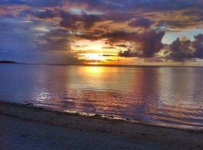 2011-05-29 Agana Bay Sunset