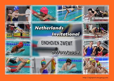 Netherlands Invitational @ Eindhoven  07/07/2019