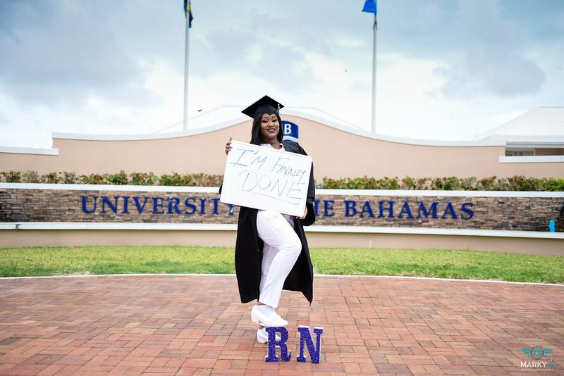 Chakanna Gardiner Graduation