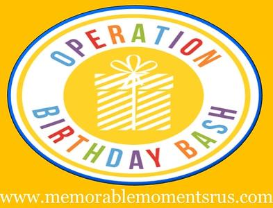 Operation Birthday Bash