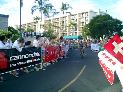 Ironman Kona 2003 - Bike