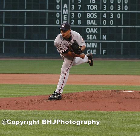 2006-04-08 Astros and Washington Nationals Baseball Game