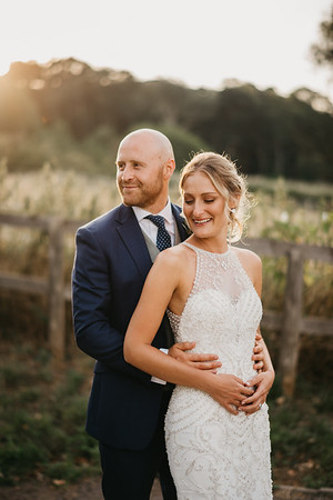 Danielle and George - wedding