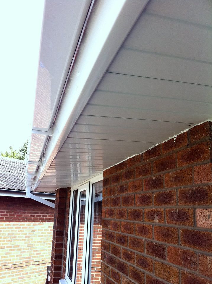 Sofit, Facia and Guttering Replacement.