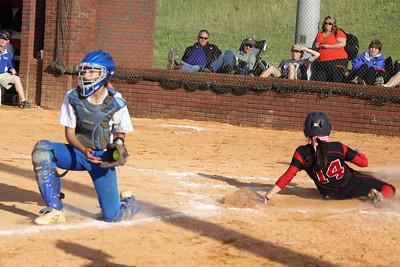 2014 CHS Softball vs Auburn High