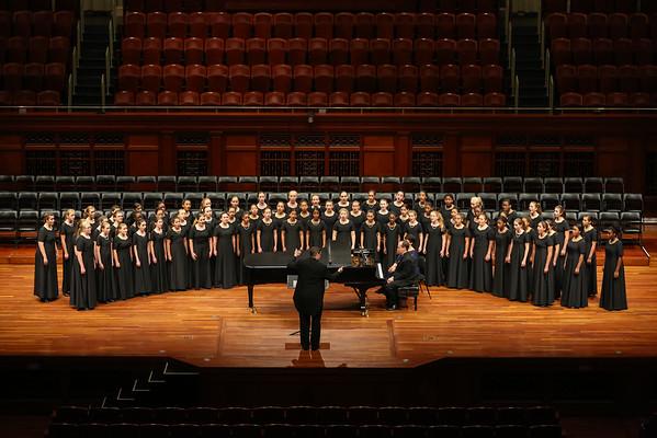 5. Bak Middle School of the Arts Girls Chorus