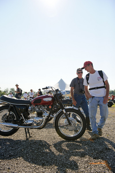 2010 AMA Vintage Motorcycle Days Event Photos