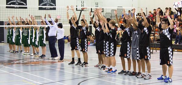 AISD - 2012 SAISA Volleyball
