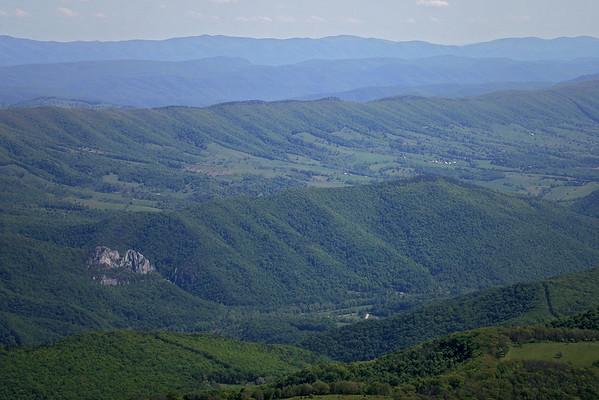 Aerial Shots - Canaan Valley & Surrounding