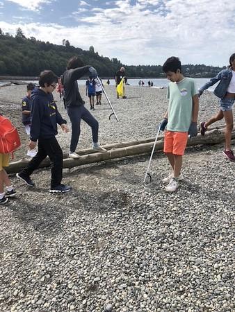 2019 6th Grade Service Field Trips