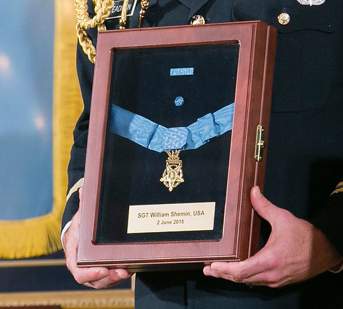 WWI Heroes Johnson,  Shemin Received Medal of Honor