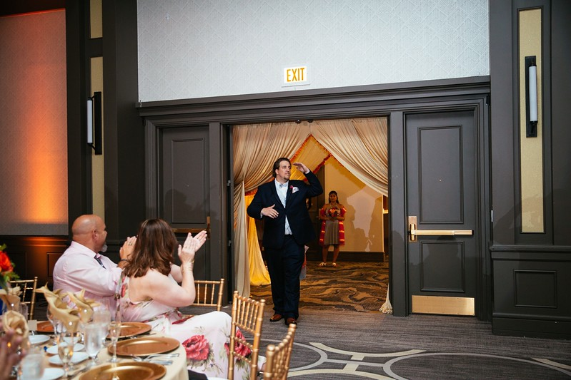 LeCapeWeddings Chicago Photographer - Renu and Ryan - Hilton Oakbrook Hills Indian Wedding -  973.jpg