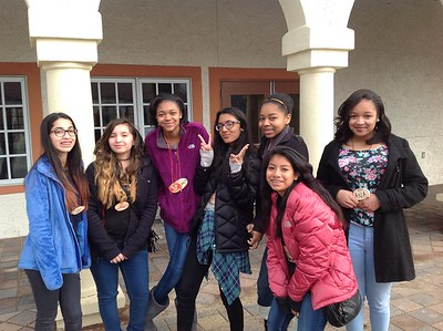 Grade 8 - Concordia Language Villages - Global Week 2015