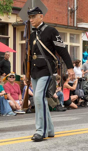 Shepherdstown 4th of July Parade 2015