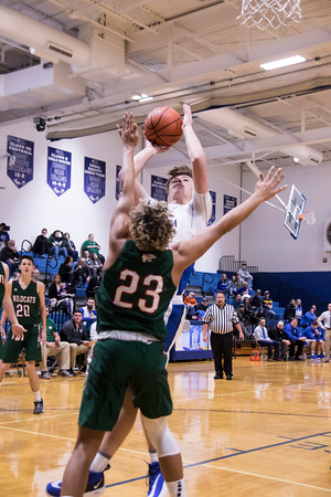1/28/20 Boys Basketball vs Salem