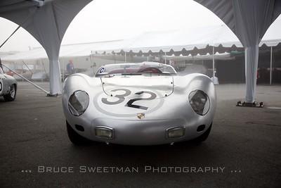 Porsche Rennsport Reunion V Chopard Heritage Tent