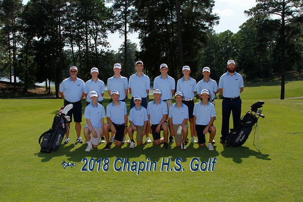 2018 Golf Boys