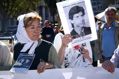 Mothers of Plaza de Mayo March