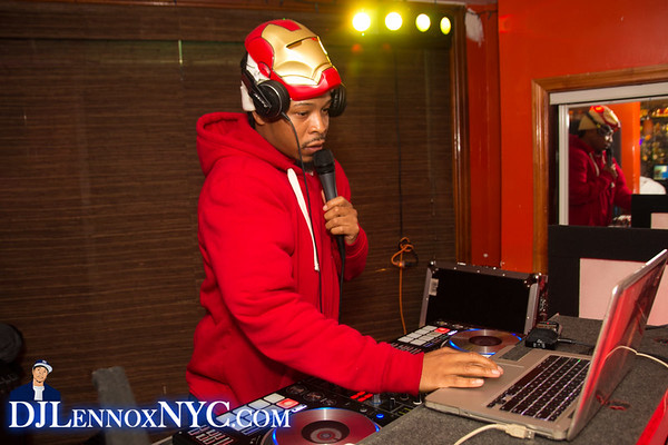 DJ LennoxNYC Halloween Costume Party PT.6 (10.29.16)
