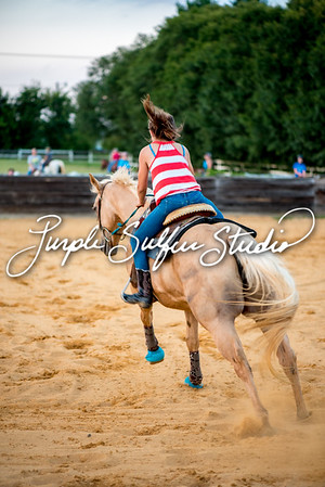 Barrel Racing - August 30, 2016