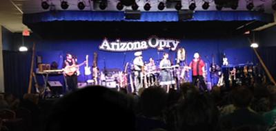 Arizona Outings 2015